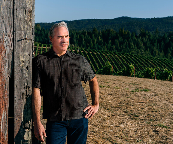 Tony Rynders Head Winemaker
